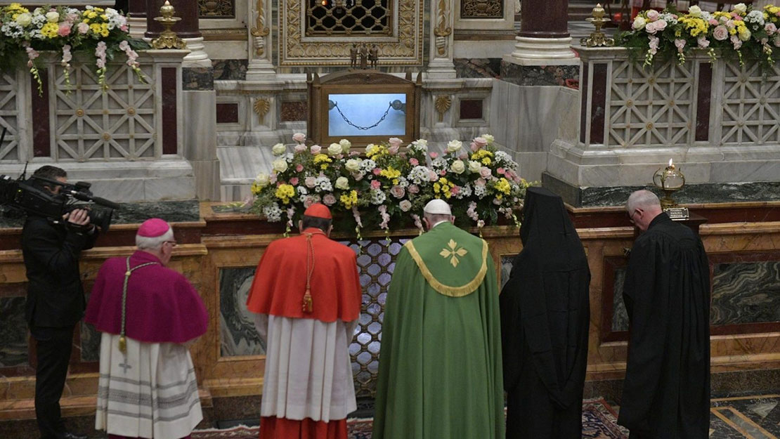 Bài giảng của Đức Thánh Cha trong Kinh Chiều khai mạc Tuần cầu nguyện cho sự hiệp nhất Kitô giáo