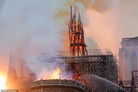 Bài học sau biến cố Nhà Thờ Đức Bà Paris hoả hoạn