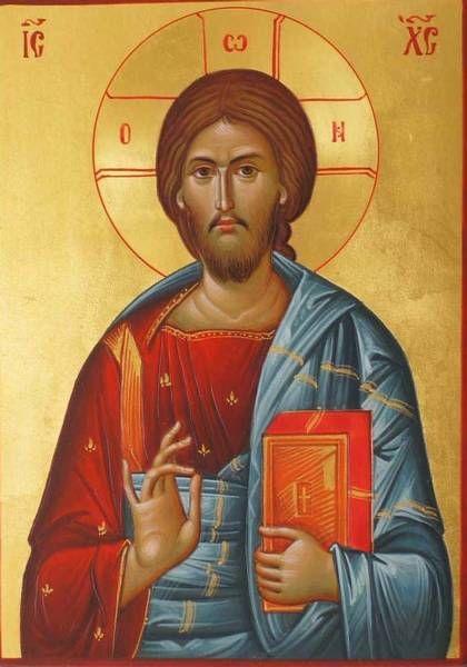 Bạn có biết cử chỉ này trên ảnh của Chúa Kitô có nghĩa là gì?