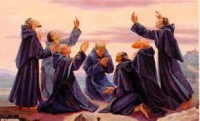 Bảy Thánh lập Dòng Đầy Tớ Đức Mẹ