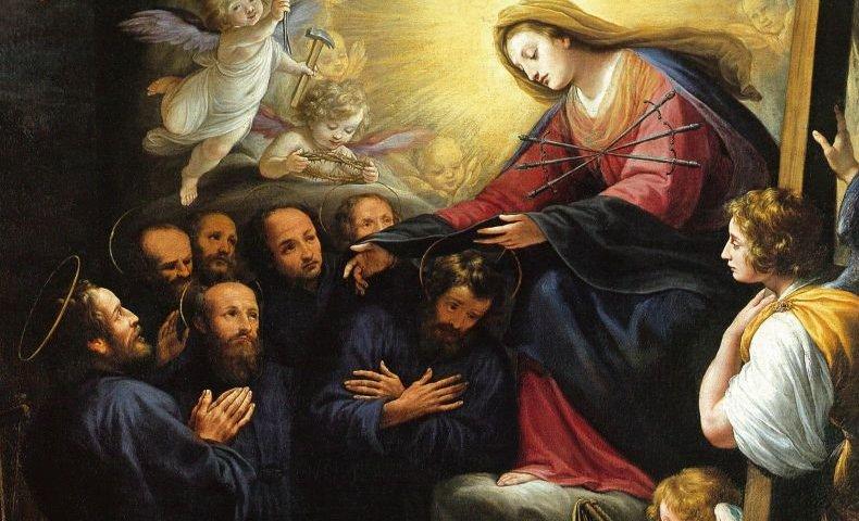 Bảy Thánh Lập Dòng Tôi Tớ Đức Mẹ (Thế kỷ XIII)