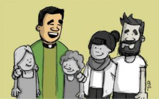 Bảy Trái Tim của một Linh mục