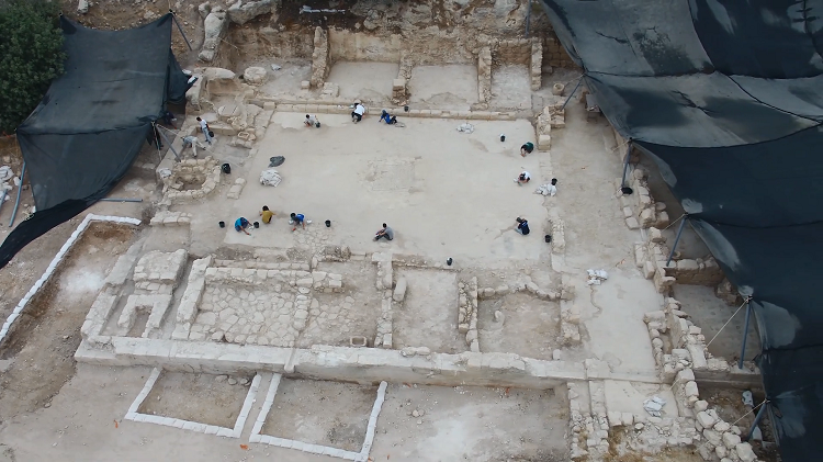 Bí ẩn khai quật ngôi Nhà thờ có từ thế kỷ thứ 6