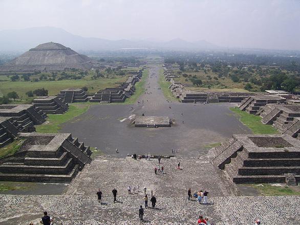 Bí ẩn kim tự tháp lớn nhất thế giới