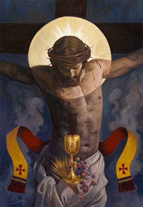 Bí tích Thánh Thể