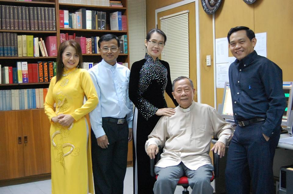 Lần Cuối Cùng Gặp Đức Ông Phêrô Nguyễn Văn Tài