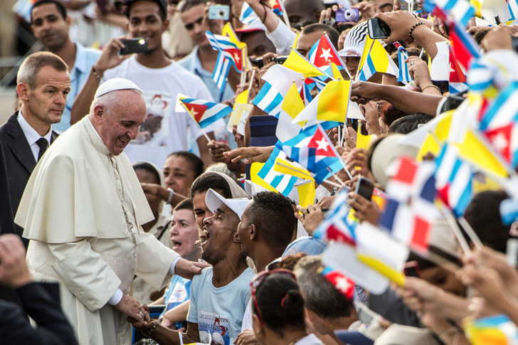 Các bạn trẻ Cuba mượn tiền để đi gặp Đức Phanxicô ở ngày JMJ Panama
