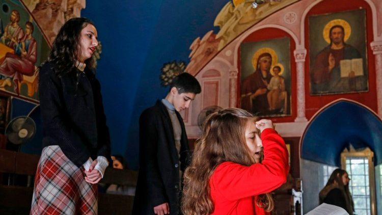 Các giám mục Âu Mỹ viếng thăm liên đới với cộng đoàn Kitô hữu bé nhỏ tại Dải Gaza