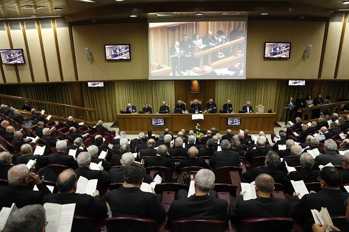 Các Giám Mục Ý bỏ phiếu sửa lại bản dịch Kinh Lạy Cha