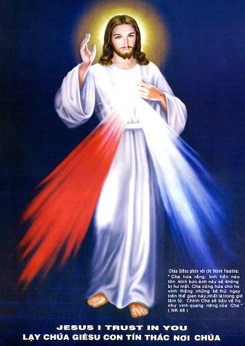 Các hình thức tôn sùng Lòng Thương Xót Chúa.