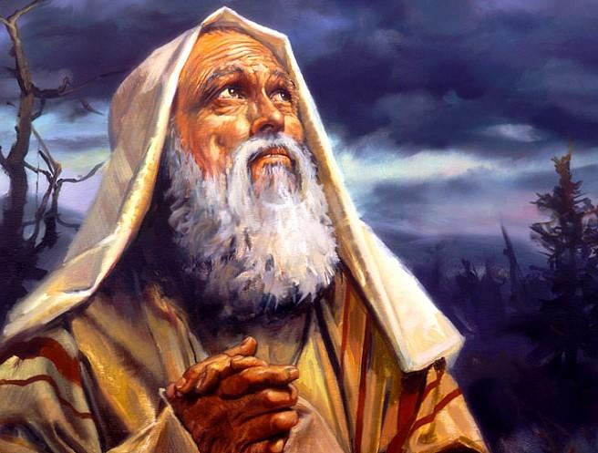 Các mẫu gương trong cầu nguyện