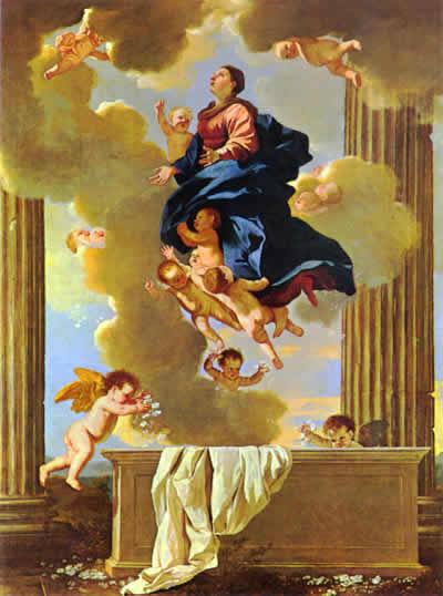 Các nền tảng tín lý Đức Maria hồn xác lên trời trong lịch sử Giáo Hội