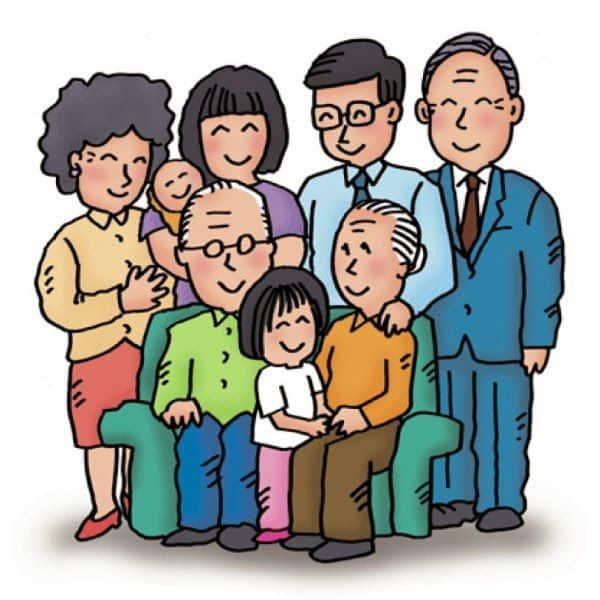 Cách xưng hô trong gia đình Việt Nam - 1