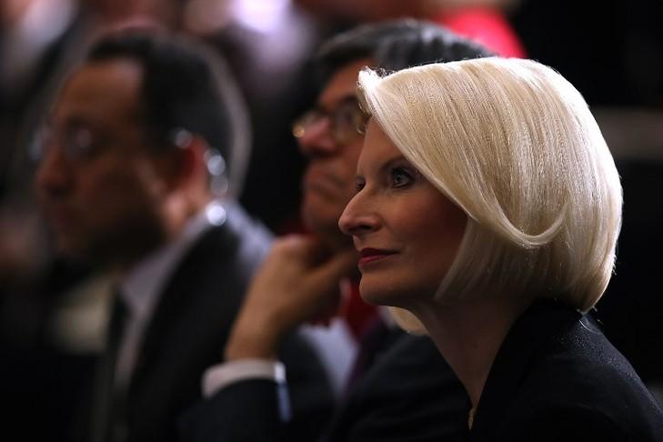 Callista Gingrich, nữ đại sứ ít theo quy ước của Mỹ ở Vatican