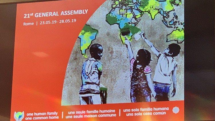 Caritas quốc tế thuộc thẩm quyền Bộ Phát triển Con người Toàn diện