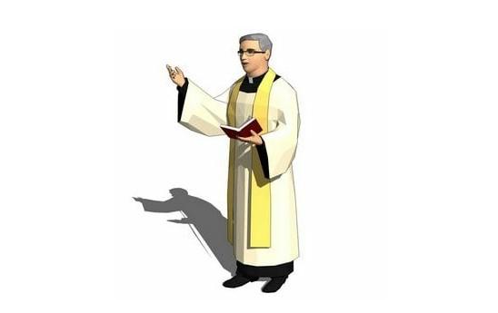 Caritas Vĩnh Long: Ông Cha móm bên đạo Công giáo