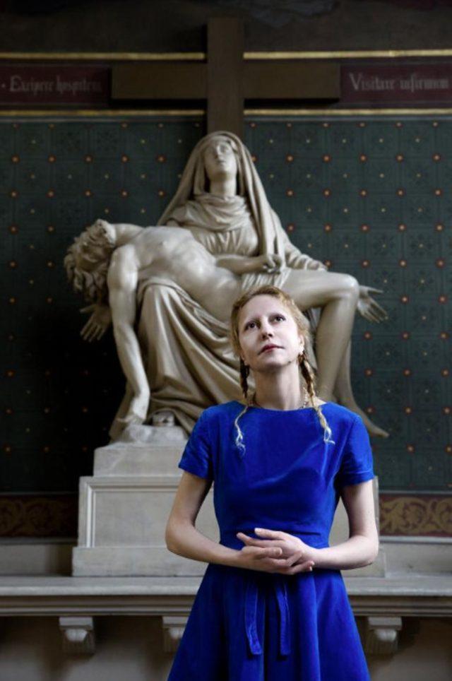 Câu chuyện của một tâm hồn ở thế kỷ 21: Véronique Lévy tâm sự trong bài ca thần nghiệm yêu thương