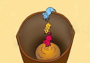 Câu chuyện về 3 con chuột