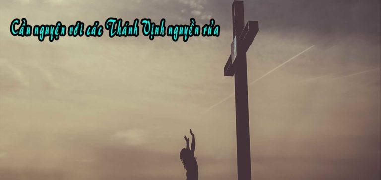 Cầu nguyện với các Thánh Vịnh nguyền rủa