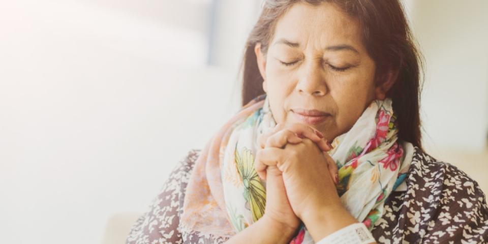 Cầu nguyện với Thánh vịnh 116 khi được khỏi bệnh