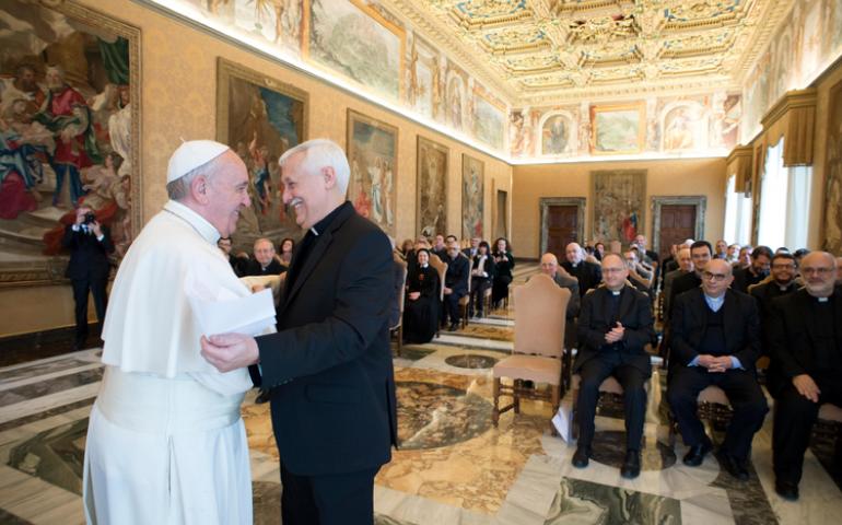 Cha Sosa: Những cuộc tấn công chống lại Đức Giáo Hoàng Phanxicô nhắm vào việc ảnh hưởng lên mật nghị kế tiếp