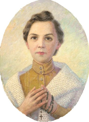 Chân Phước Angela Salawa (1881-1922)