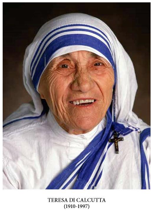Chân phước Têrêsa Calcutta, Nữ tu (1910-1997)