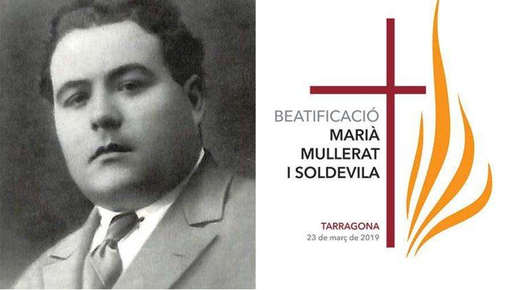Chân phước tử đạo Mariano Mullerat Soldevila, vị bác sĩ chữa trị cho bệnh nhân đến phút cuối đời
