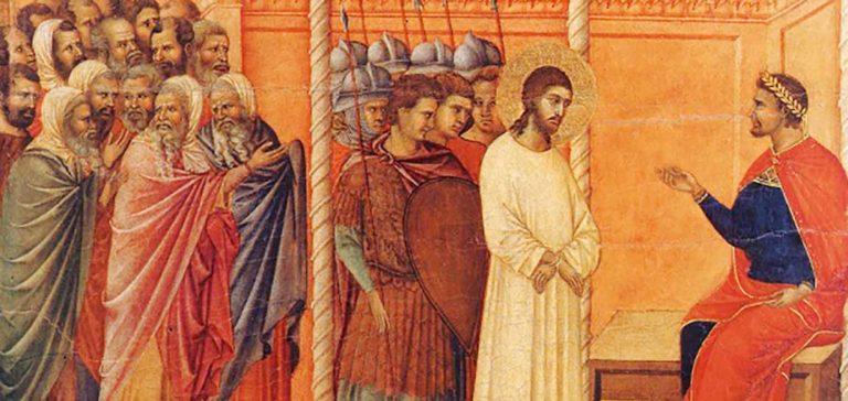 Chúa Giêsu hơn đối thủ của mình, ngay cả trên thập giá
