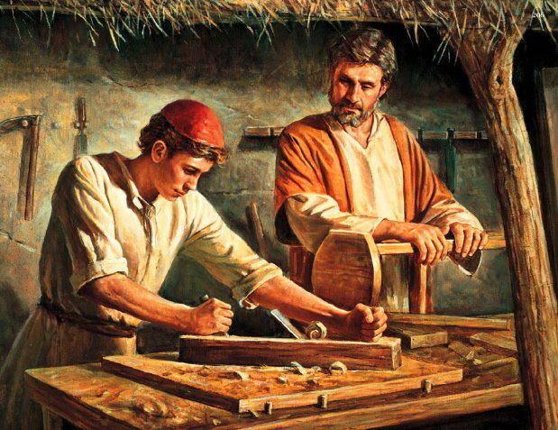 Chúa Giêsu và Thánh Giuse có thực sự là thợ mộc không?