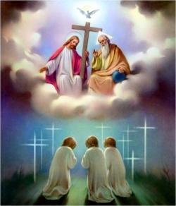 Chúa nhật lễ Chúa Ba Ngôi - Năm B