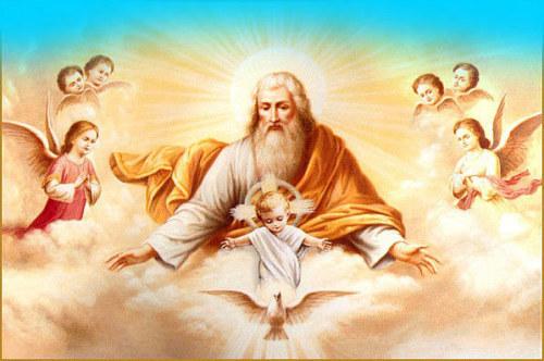 Chúa Nhật Lễ Chúa Ba Ngôi