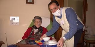 Chủng sinh Paul tình nguyện cách ly ở nhà hưu dưỡng