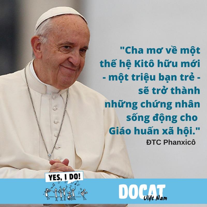 Chương Trình Bạn Trẻ cùng DOCAT - Sài Gòn Khóa I