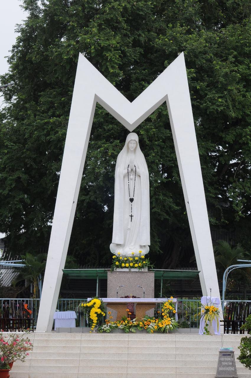 Chương trình hành hương Đức Mẹ Fatima Vĩnh Long ngày 13.10.2019