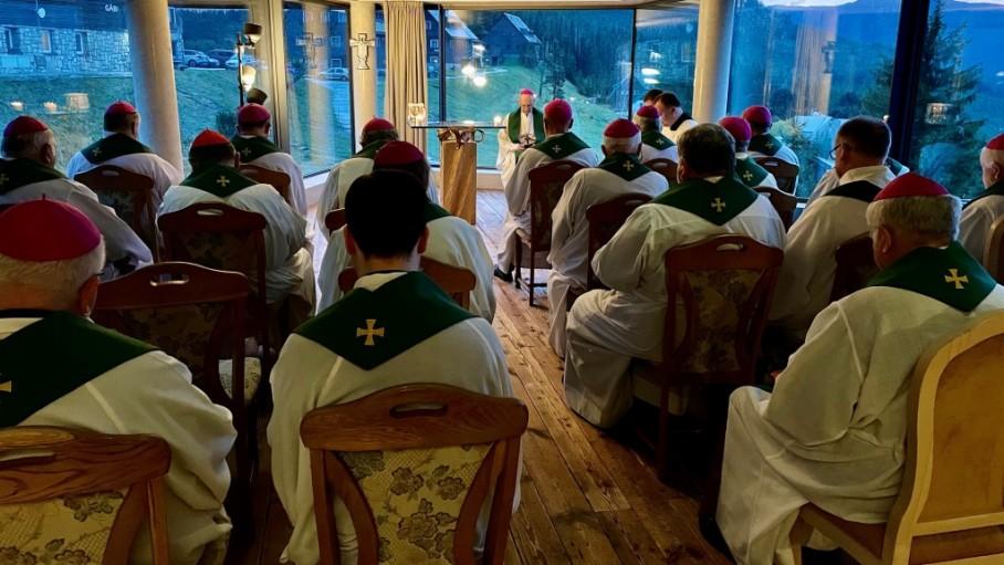 Các giám mục Tiệp chuẩn bị về Roma thăm Tòa Thánh