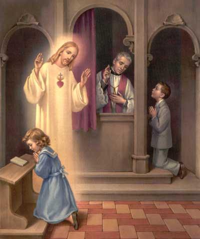 Có được xưng tội với Chúa mà không cần qua trung gian của Linh mục không?..
