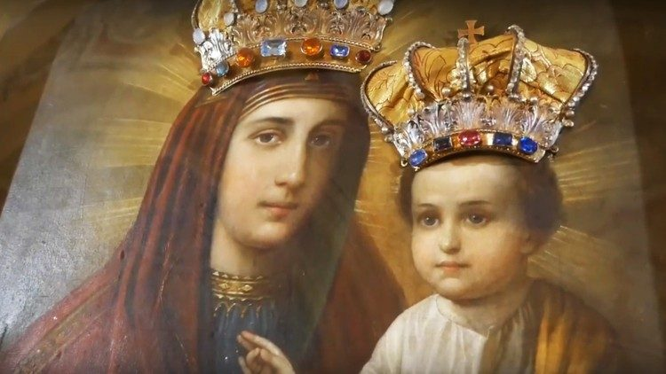 Công giáo Hy Lạp Slovak hành hương Roma
