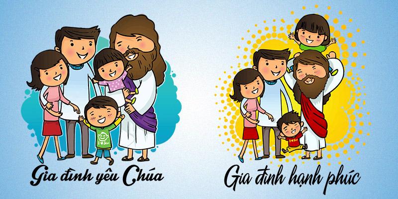 Cột trụ Đức Tin nơi gia đình