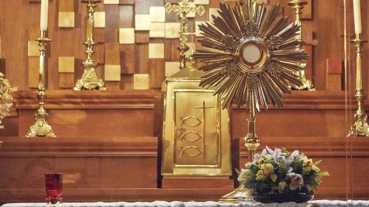 Các Giám mục Hoa Kỳ nhấn mạnh đến giáo lý về Thánh Thể