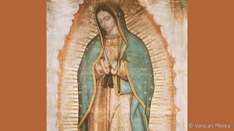 """Cách thế người mù có thể """"thấy"""" Đức Mẹ Guadalupe ở Mexico"""