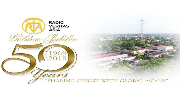 Đài Chân lý Á châu mừng 50 năm loan báo Tin Mừng
