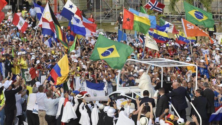 Đại hội Giới trẻ Thế giới tại Lisbon sẽ diễn ra từ ngày 1 đến 6/8/2023