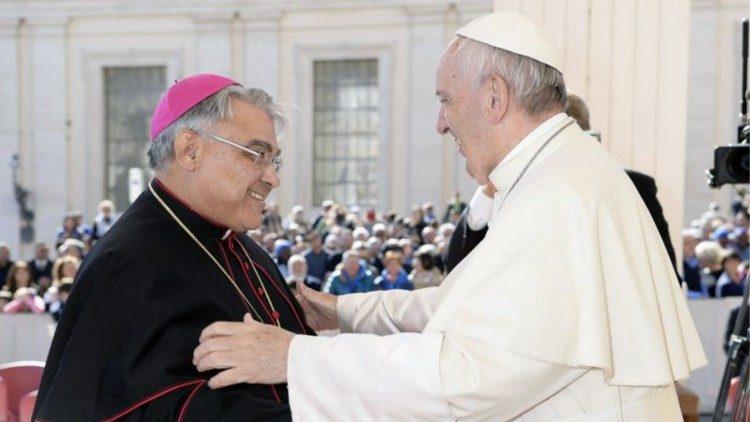ĐTC sẽ thăm giáo phận Albano