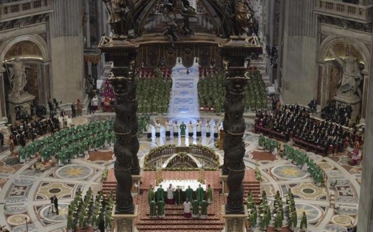 Đức Giáo Hoàng khai mạc Thượng Hội Đồng Amazon, kêu gọi lòng trung thành với sự mới mẻ của Chúa Thánh Thần