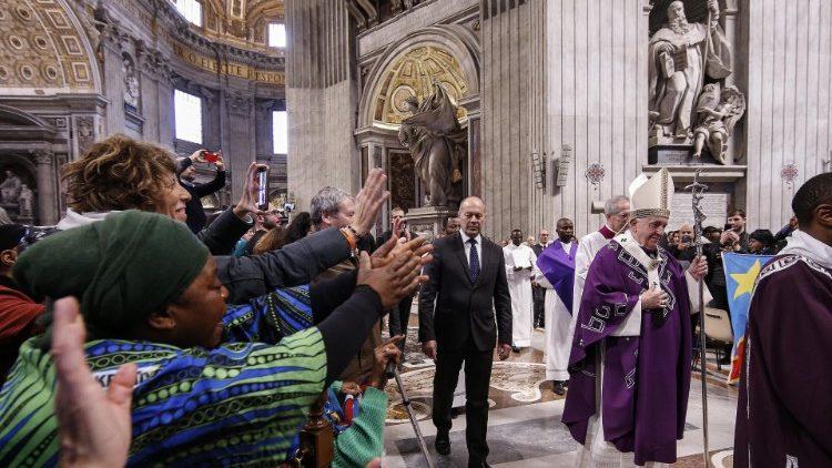 Đức Thánh Cha sẽ cử hành Thánh lễ cho cộng đoàn Philippines ở Roma