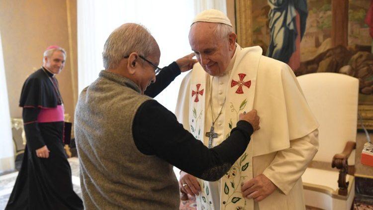 Đức Thánh Cha tiếp các tổ chức phi chính phủ lấy cảm hứng từ Công giáo