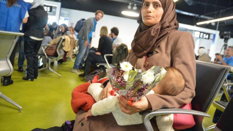 Giấc mơ của Silvia Maffi và ngôi nhà dành cho người tị nạn