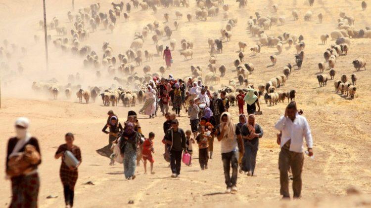 Giáo hội Hungary giúp Iraq 500 ngàn đô la xây dựng lại nhà cửa