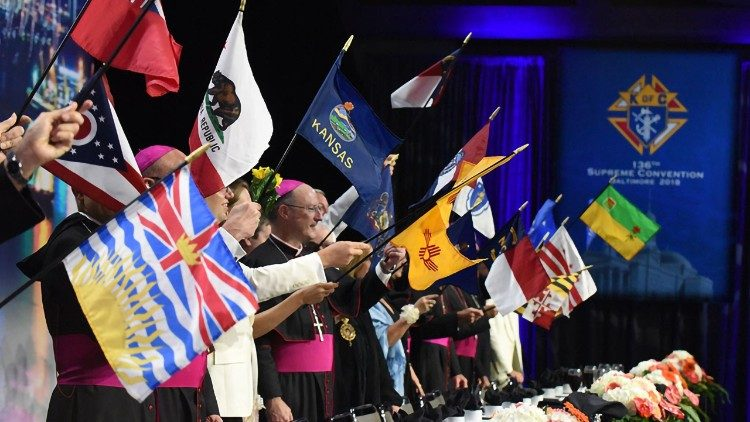 Hiệp Sĩ Colombo giúp thêm 3 triệu Mỹ kim cho Kitô hữu Trung Đông